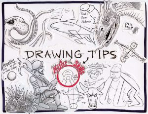Master the Skills - Drawing Tips